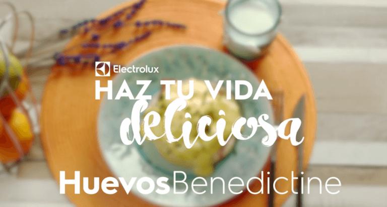 Vídeo Recetas Electrolux